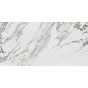 Marmerlook Tegels 120x60 - Tinenza Wit Mat