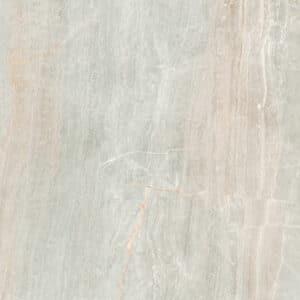 Marmerlook Tegels 60x60 - Fossil Perla Hoogglans Lichtgrijs