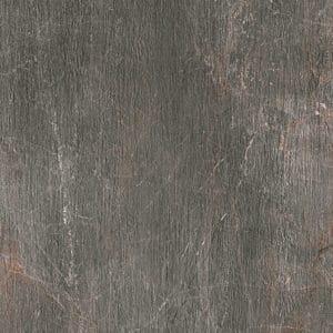 Marmerlook Tegels 60x60 - Fossil Piombo Mat Donkergrijs