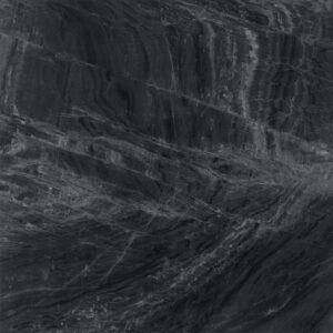 Marmerlook Tegels 60x60 - Gemme Black Mirror Hoogglans Antraciet Variatie