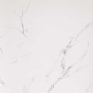 Marmerlook Tegels 60x60 - Marmoker Statuario Grigio Hoogglans