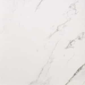 Marmerlook Tegels 60x60 - Marmoker Statuario Grigio Mat