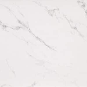 Marmerlook Tegels 90x90 - Marmoker Statuario Grigio Hoogglans