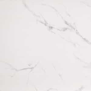 Marmerlook Tegels 90x90 - Marmoker Statuario Grigio Mat