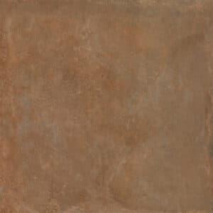 Metallook Tegels 100x100 - S50 Terracotta Roodbruin