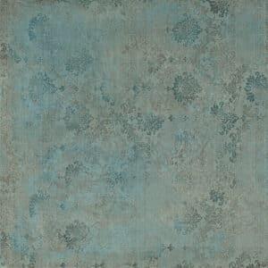 Metallook Tegels 100x100 - S50 Verderame Koper Groen Decor