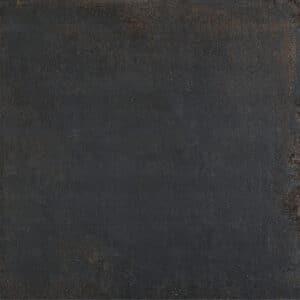 Metallook Tegels 120x120 - S50 Corvino Antraciet