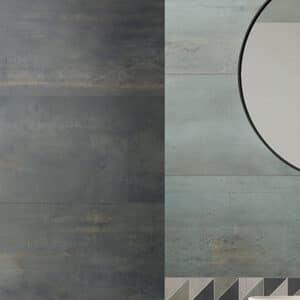 Metallook Tegels 120x60 - Rebel Night Mat Sfeer