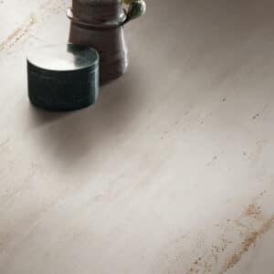 Metallook Tegels 120x60 - Rebel White Gebroken Wit Mat Sfeer