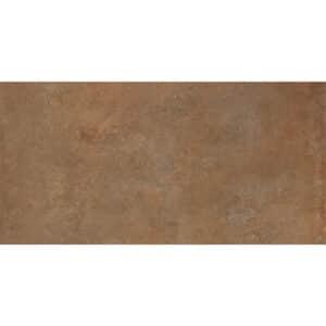 Metallook Tegels 120x60 - S50 Terracotta Roodbruin