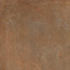 Metallook Tegels 60x60 - S50 Terracotta Roodbruin