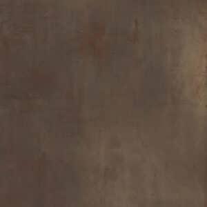Metallook Tegels 80x80 - Rebel Bronze Brons Mat