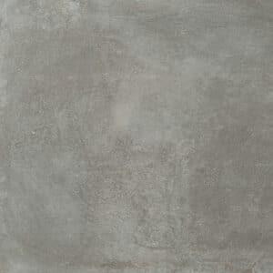 Metallook Tegels 80x80 - Temper Argent